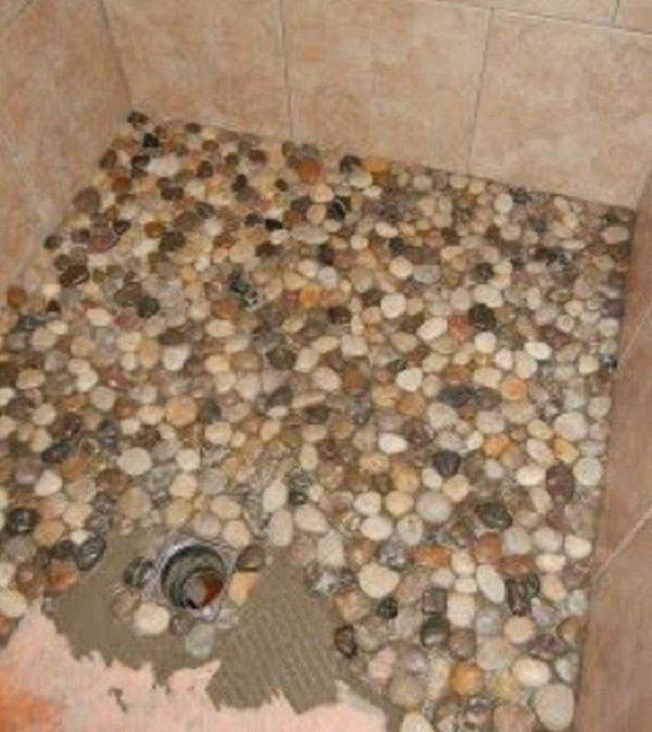 идея для декора ванной