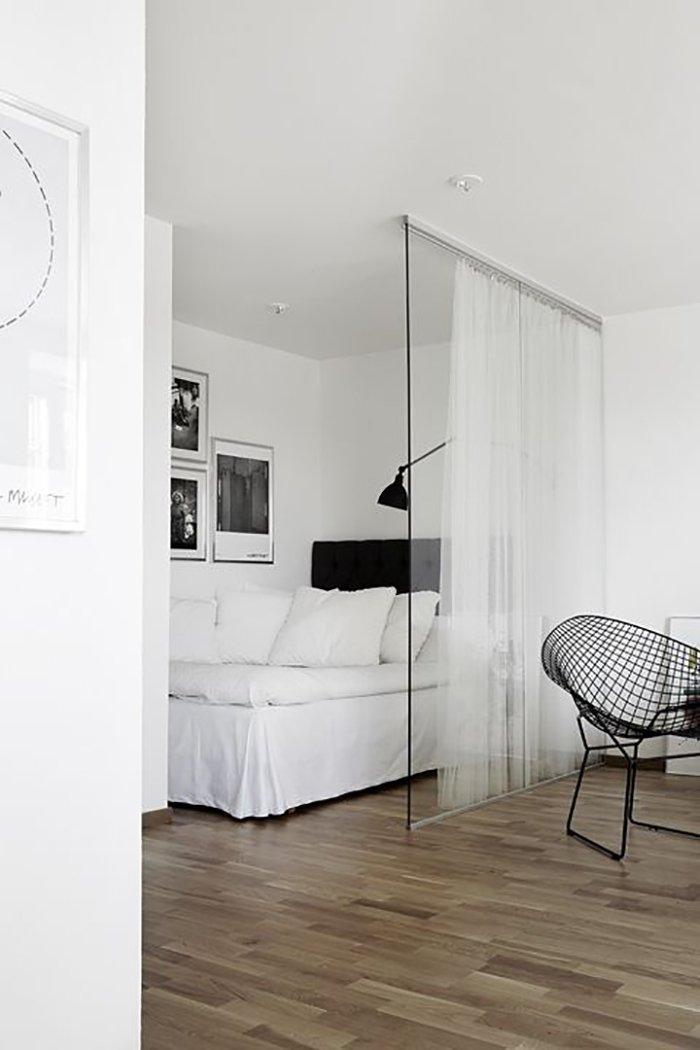 Новости PRO Ремонт - Как создать квартиру мечты для большой семьи на площади 41 м². Кто бы мог подумать… декоративные перегородки из реек