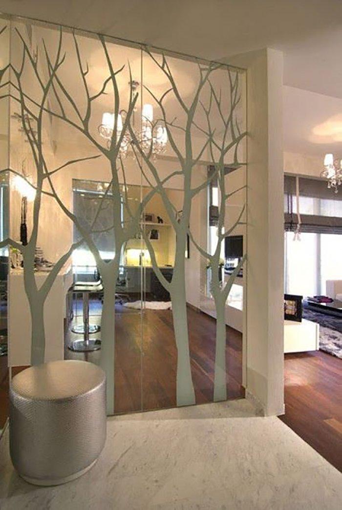 Новости PRO Ремонт - Как создать квартиру мечты для большой семьи на площади 41 м². Кто бы мог подумать… декоративные перегородки своими руками из гипсокартона
