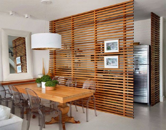Новости PRO Ремонт - Как создать квартиру мечты для большой семьи на площади 41 м². Кто бы мог подумать… декоративные перегородки в интерьере