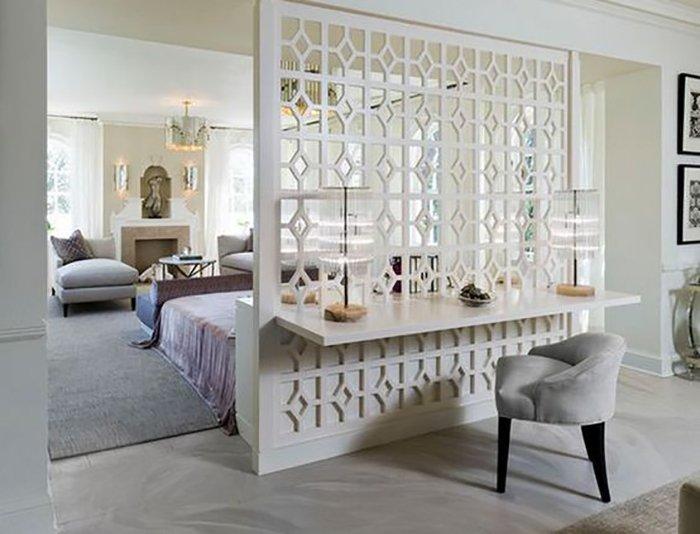 Новости PRO Ремонт - Как создать квартиру мечты для большой семьи на площади 41 м². Кто бы мог подумать… декоративные перегородки в квартире