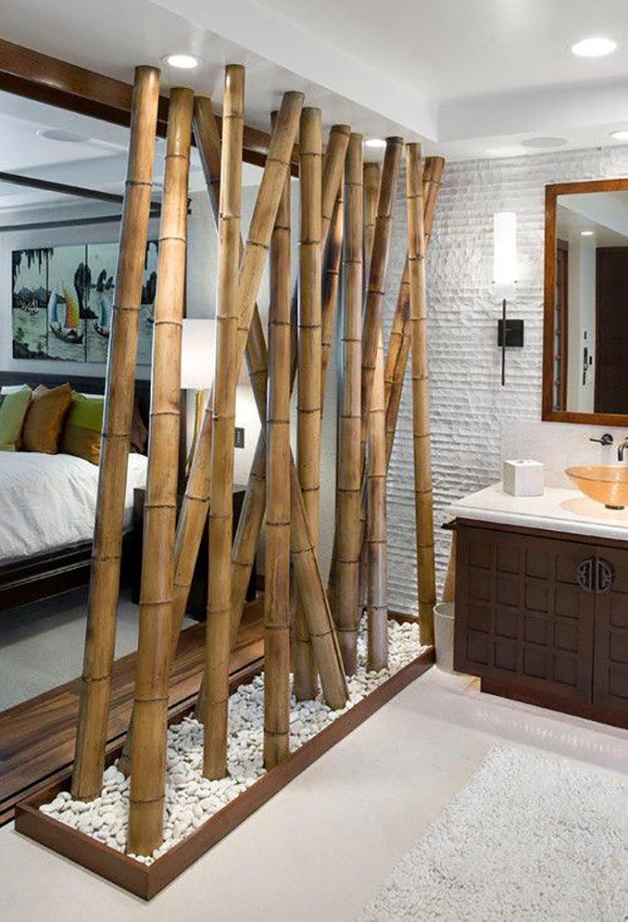Новости PRO Ремонт - Как создать квартиру мечты для большой семьи на площади 41 м². Кто бы мог подумать… декоративные перегородки из гипсокартона в гостиной