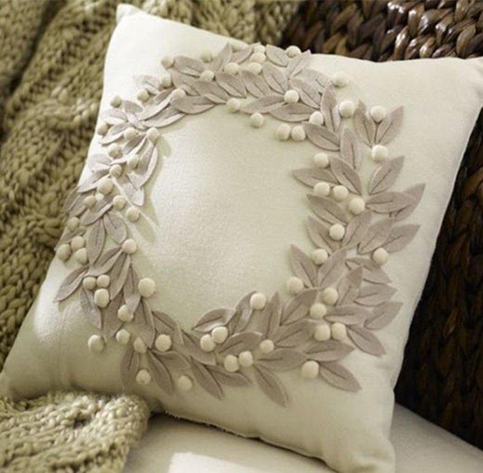 декоративные подушки своими руками для детей