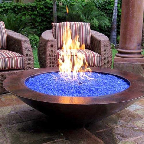 декоративный огонь для камина