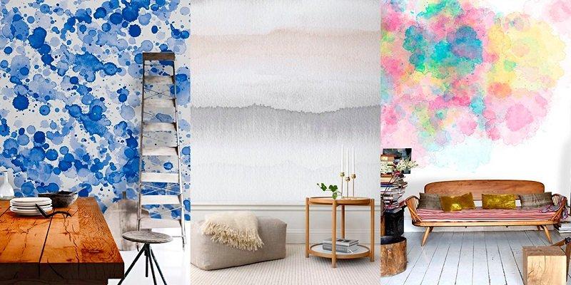декорирование стен идеи фото