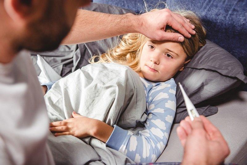 щеплення від кору дітям