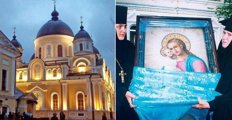 матрона московская храм