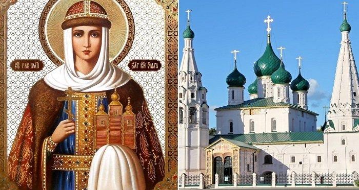 День святой Ольги