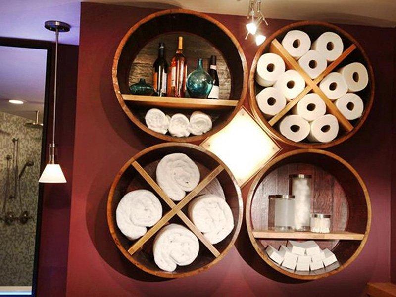 деревянные бочки для бани