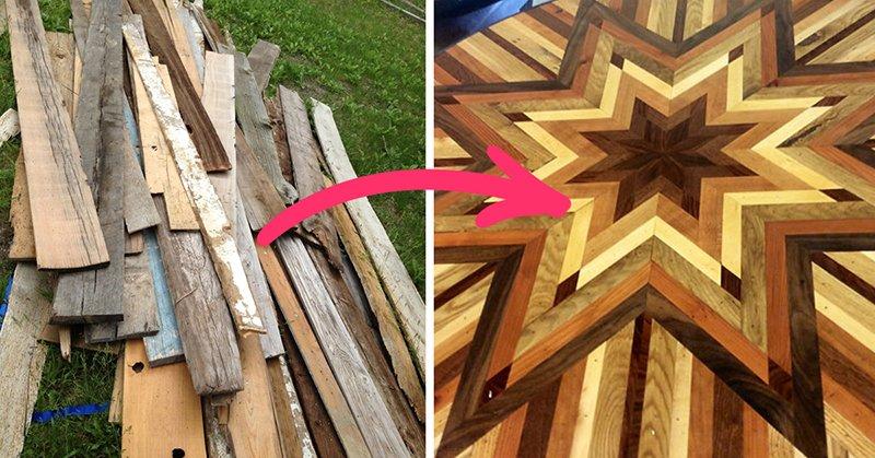 деревянные столешницы