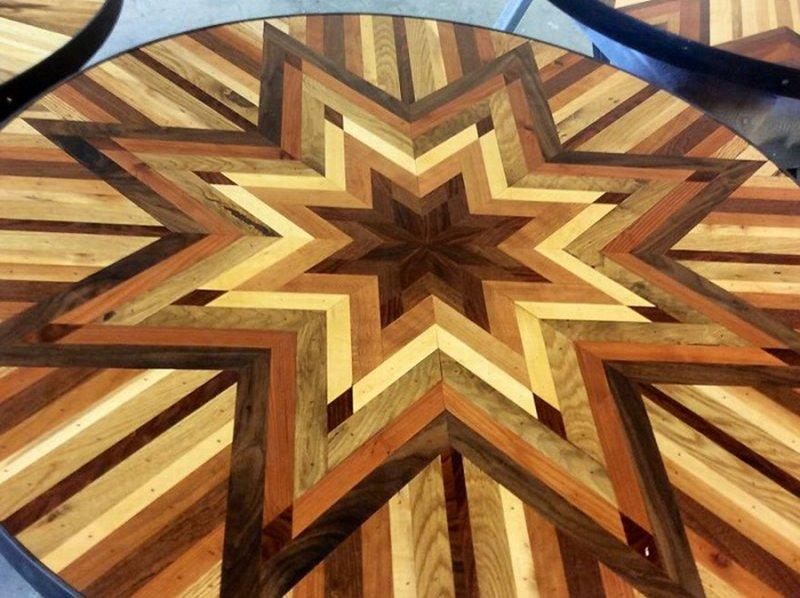 изготовление деревянной столешницы своими руками