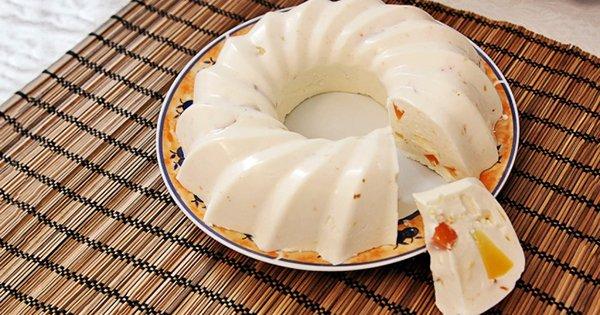 Творожный десерт, с приготовлением которого справится даже ребенок!