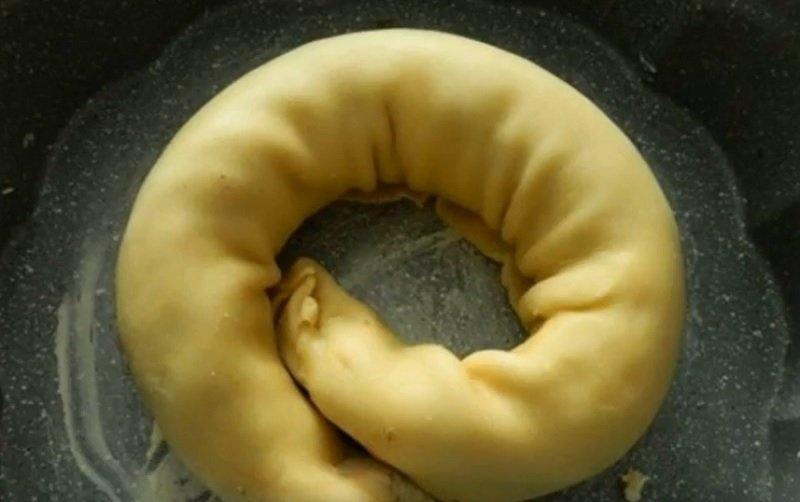 восточная сладость с орехами