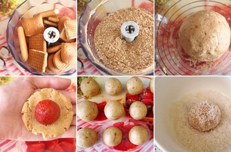 десерты без выпечки рецепты