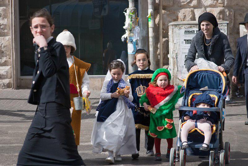 еврейское воспитание
