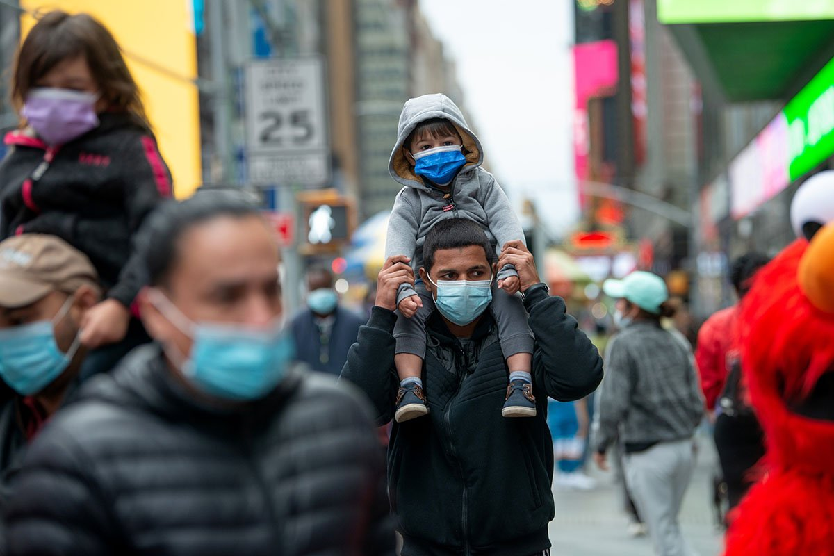 Разговор о пандемии, который доказал, что дети умнее многих взрослых