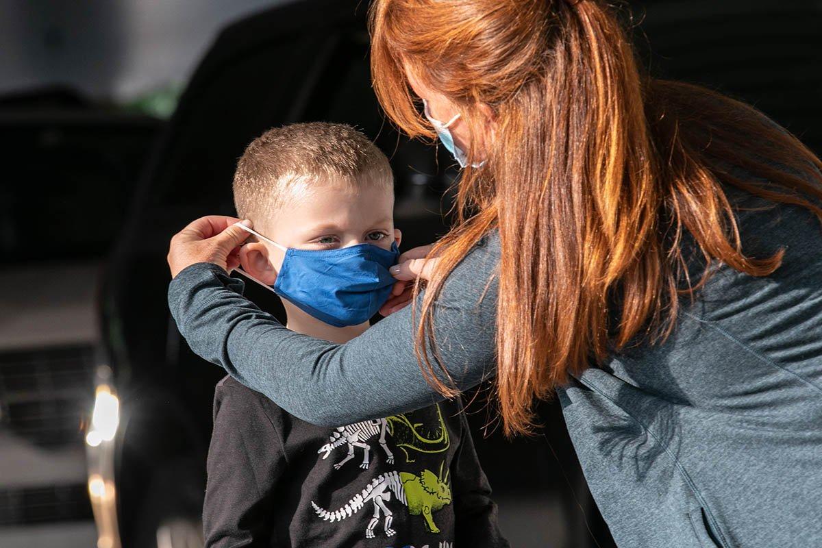 Разговор о пандемии, который доказал, что дети умнее многих взрослых Советы,Вирус,Дети,Здоровье,Информация,Карантин,Мир,Новости,Пандемия,Родители,Тревога
