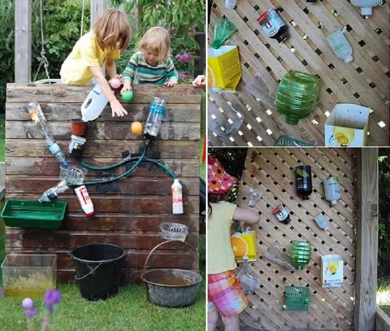 Идеи для детей своими руками из подручных материалов фото