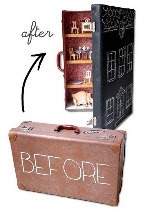 дом-чемодан