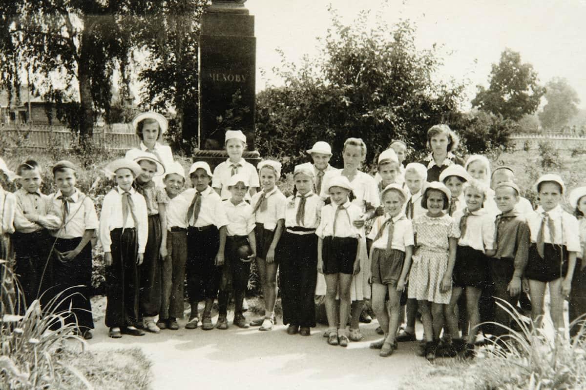 О чём печалились советские школьники в пионерских лагерях