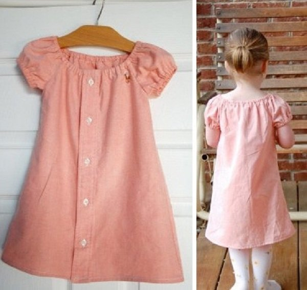 Машинки для детей платья