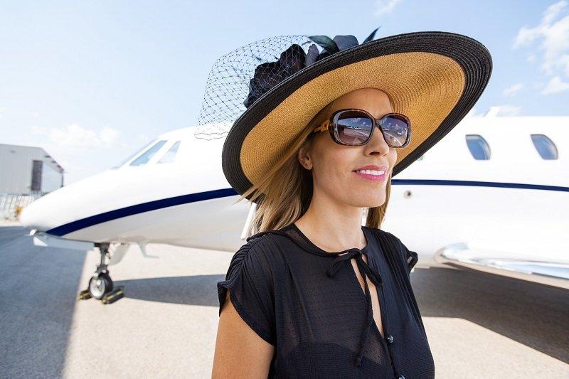жена миллионера
