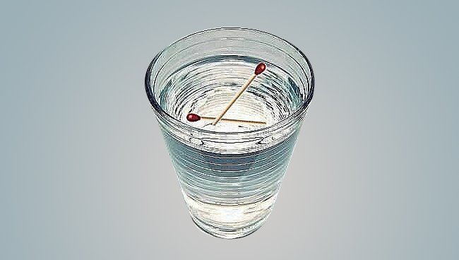 Картинки по запросу стакан воды и спички порча