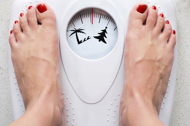 похудение до и после