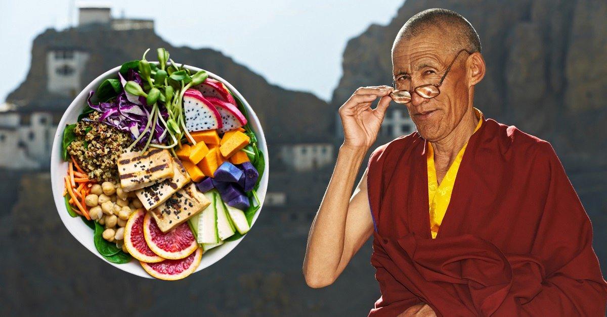 Диета тибетских монахов thumbnail