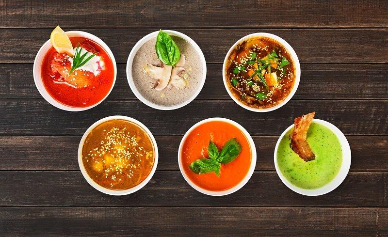 диета на супах пюре