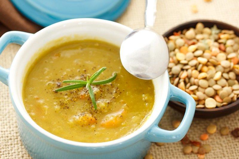 диета с овощными супами
