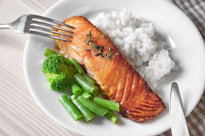 Рыба С Рисом Для Похудения. Худеем на рисе: быстро, эффективно, недорого