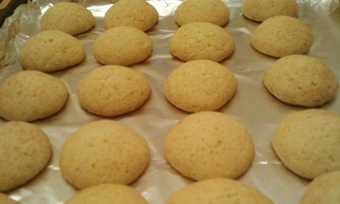 диетическое печенье рецепт