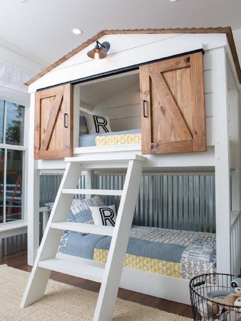 решения для детской комнаты