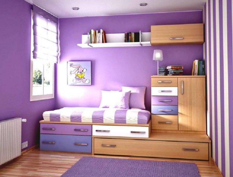 дизайн для маленьких комнат