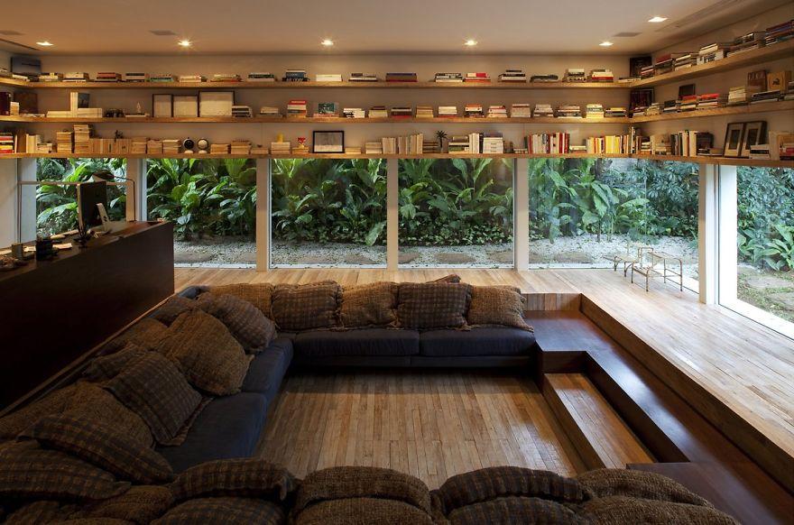 комната для чтения