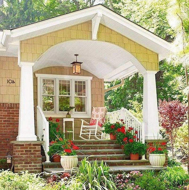 Porch dom dizajn