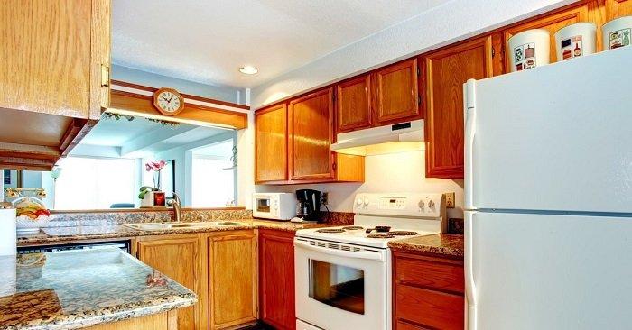 ремонт на кухне