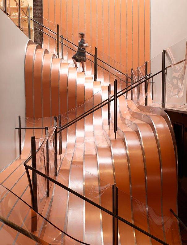 лестницы дома фото