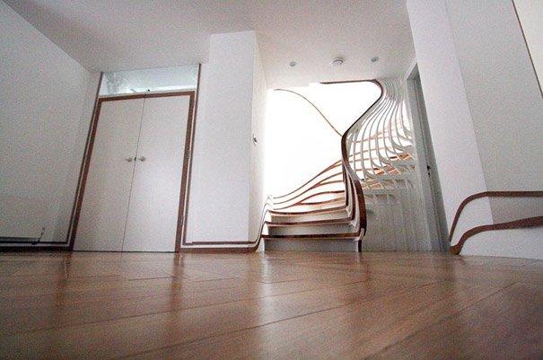 лестницы в интерьере фото