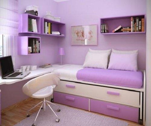 пурпурная комната