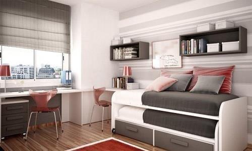 Фото комната для студента дизайн