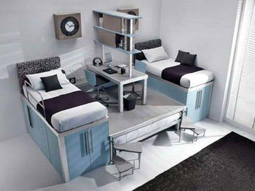 комната-кабинет