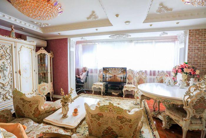 ремонт в квартире в стиле барокко
