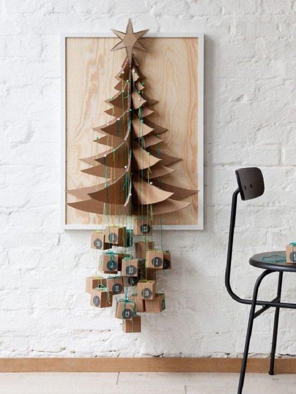 дизайн новогодней ёлки