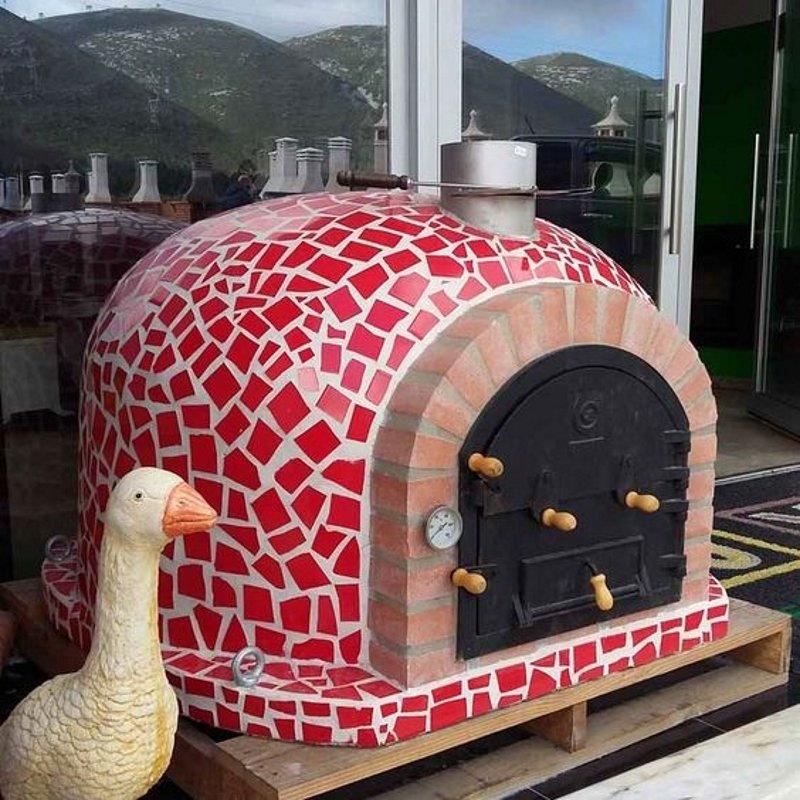дизайн печь