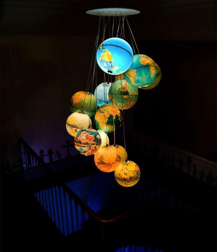 итальянский дизайн светильников