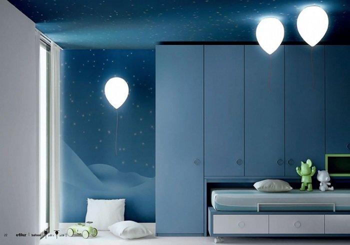 современный дизайн светильников