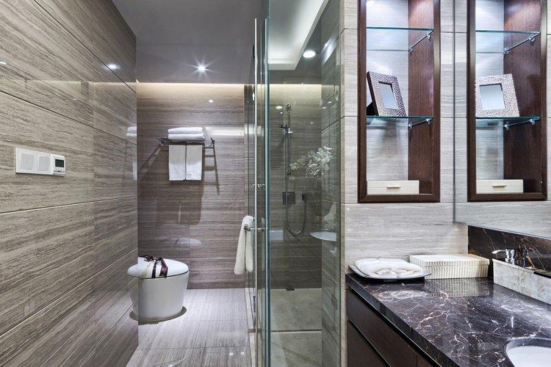 дизайн ванной комнаты фото 2019