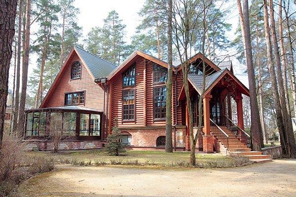 дом кончаловского и высоцкой